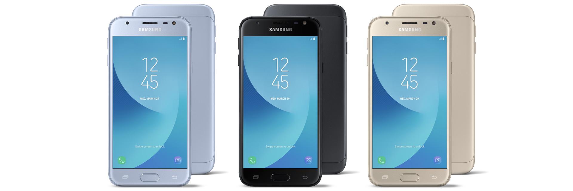 Samsung Galaxy J3 Nowa Kolorystyka 1920 2710