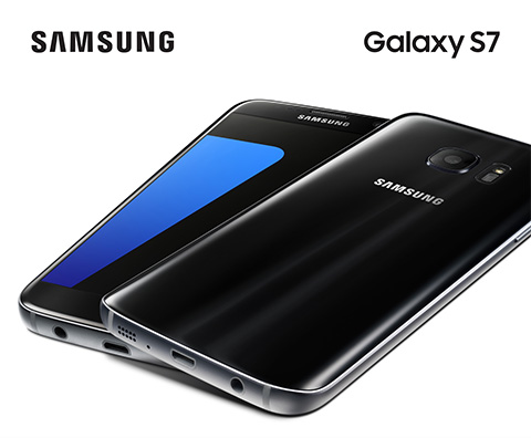 Key Visual Galaxy S7