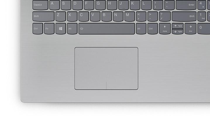 Nowy touchpad zapewnia szybsze reagowanie