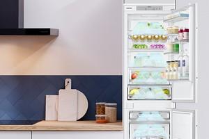 Samsung Chłodne powietrze w każdym zakamarku lodówki! All-Around Cooling