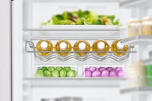 Samsung Jeszcze więcej miejsca w lodówce. Półka na butelki